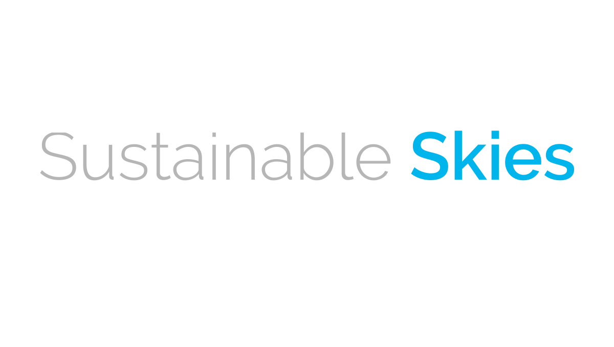 Sustainable Skies