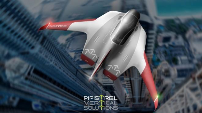 Pipistrel eVTOL Concept